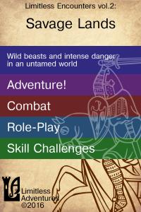 DnD Adventure and Random Encounter Ideas